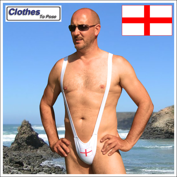 st george cross mankini 195 p - Happy St George's Day