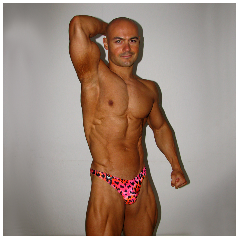 Judge milian body nude