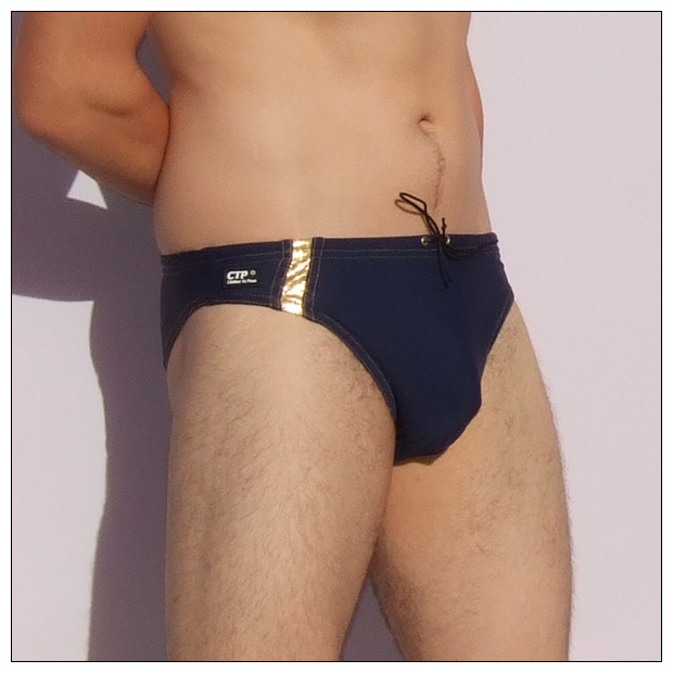 7b82106b762 Mens Swim Briefs - Navy Blue - Mens Speedos