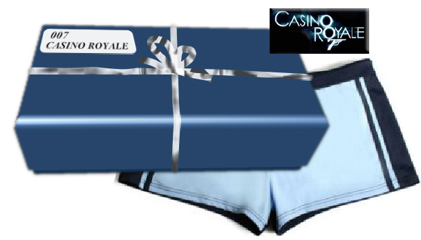 James Bond Luxury Gift Box