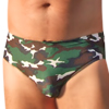 Mens Camouflage Speedo Brief